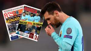 Lionel Messi Newspapers
