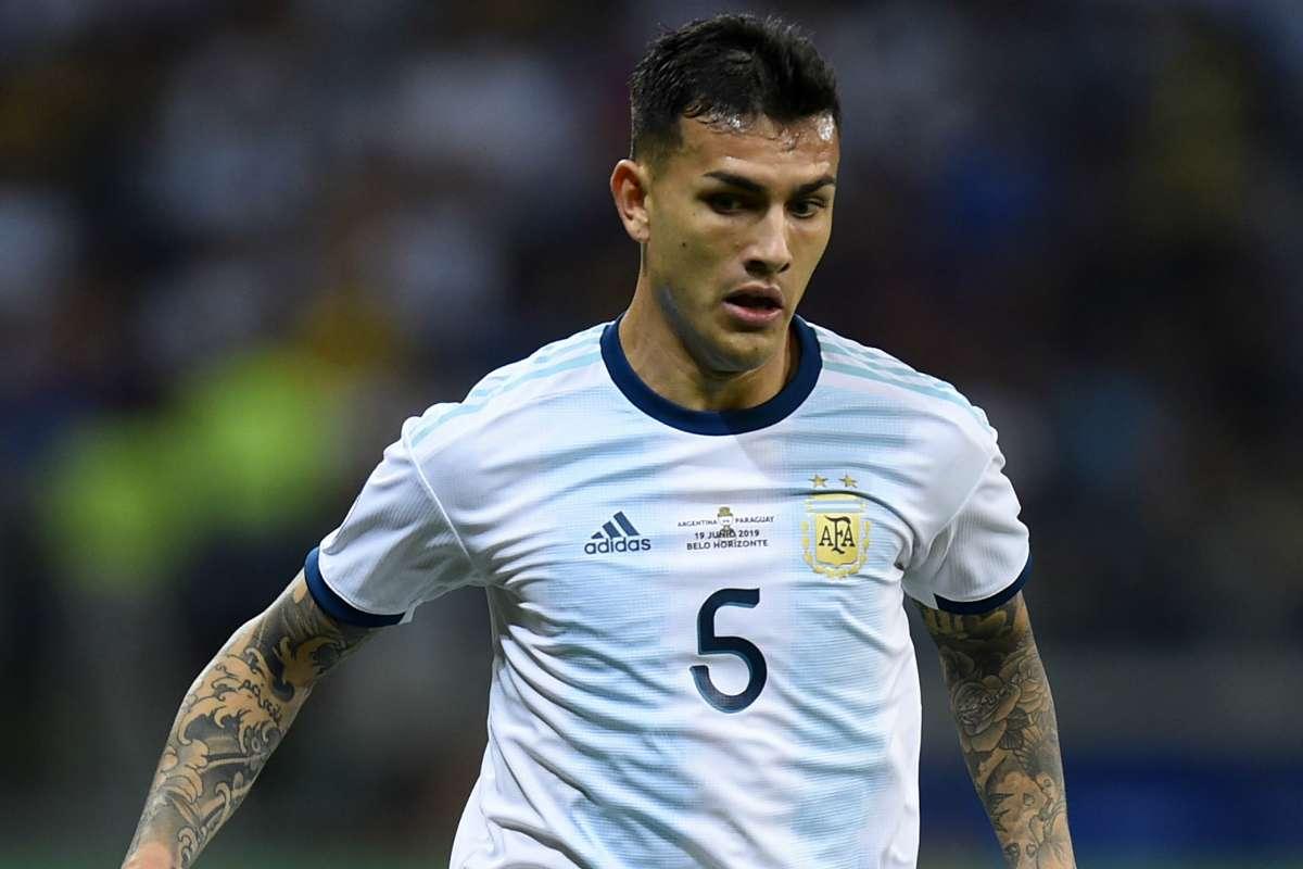 """L América eandro Paredes explicó por qué se fue de Boca: """"La lesión de Orión fue el  último empujoncito para irme""""   Goal.com"""