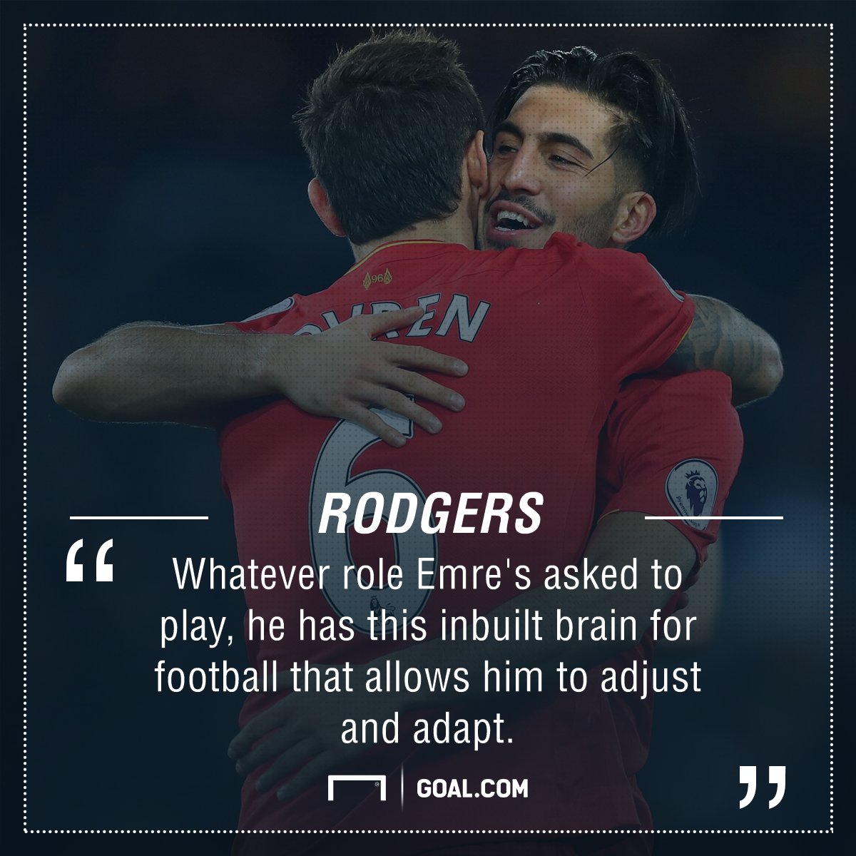 Emre Can Rodgers PS