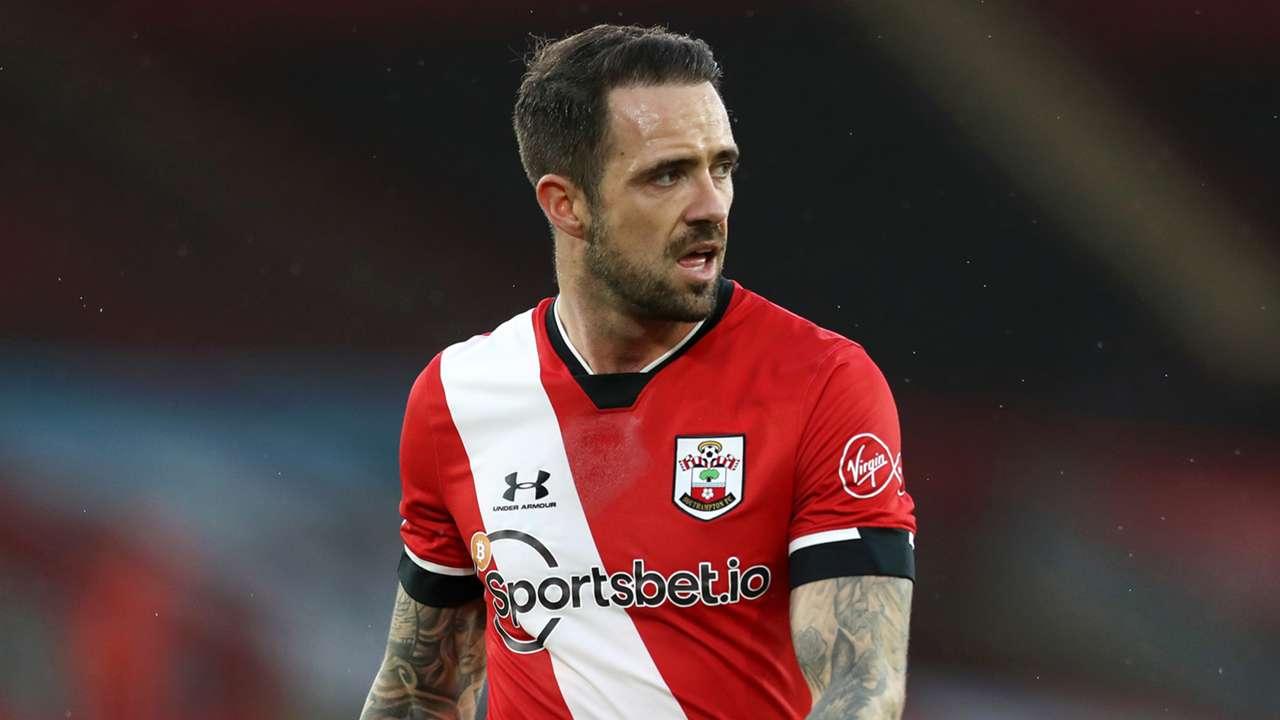 Danny Ings Southampton 2020-21