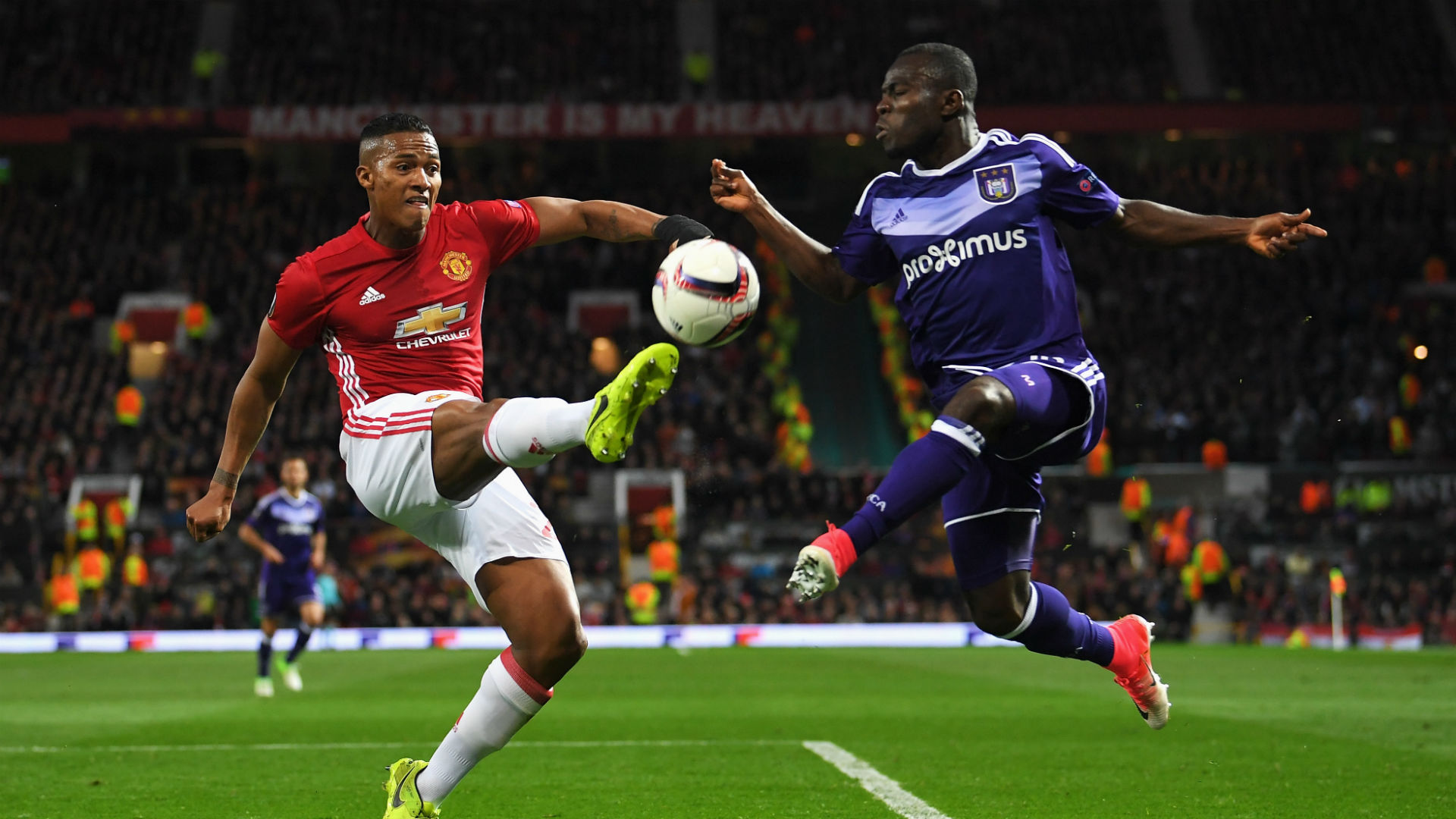 Frank Acheampong's Europa League dream ends at Manchester United | Goal.com