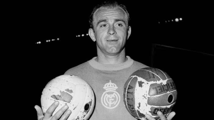 Alfredo Di Stefano Real Madrid GFX