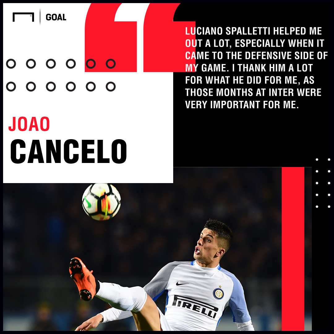 Joao Cancelo To Man City Pep Guardiola Has His New Dani Alves In Juventus Full Back Goal Com
