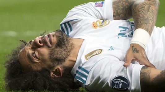 Marcelo Verletzt