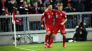 James Rodríguez Bayern Munich Wolfsburgo Bundesliga 2019