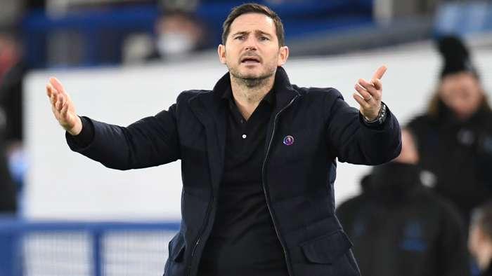 Frank Lampard Chelsea 2020