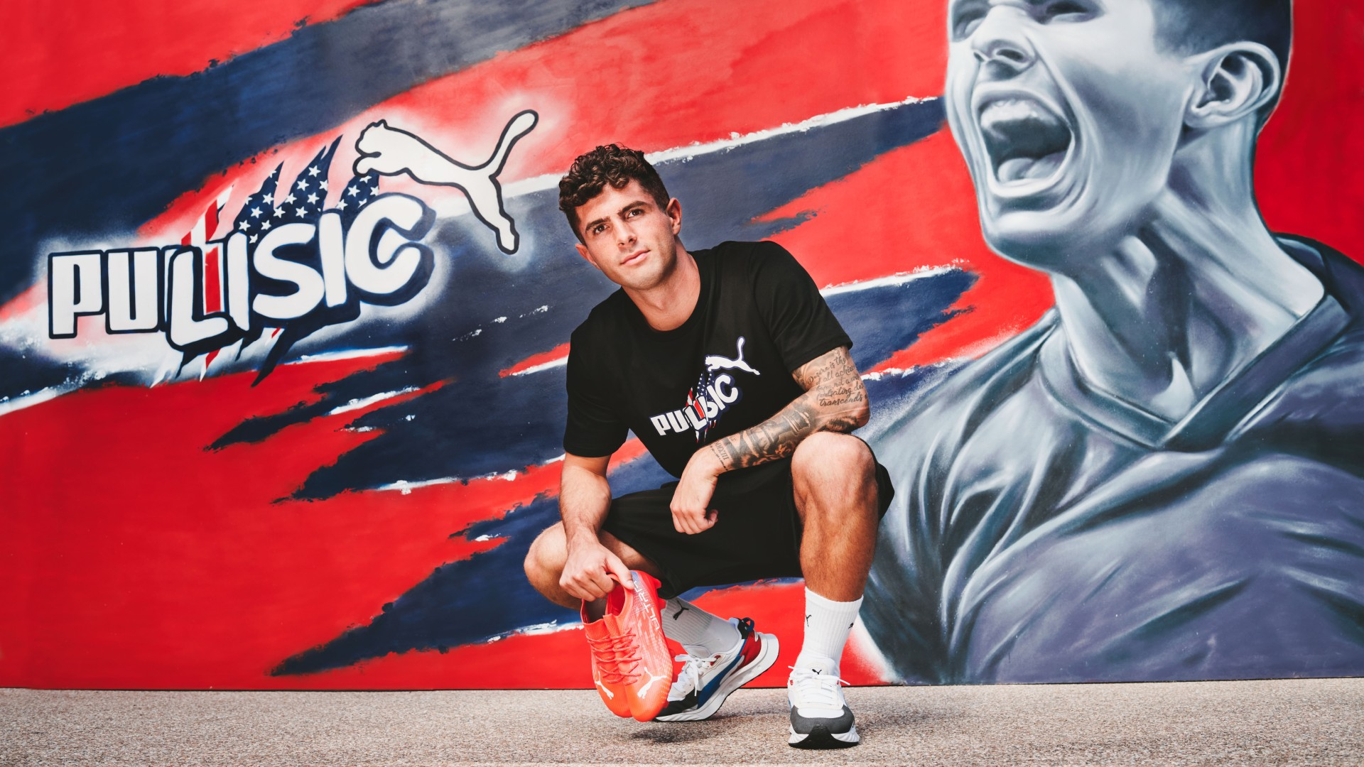 USMNT and Chelsea star Pulisic signs with Puma