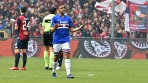 Sampdoria Genoa Defrel