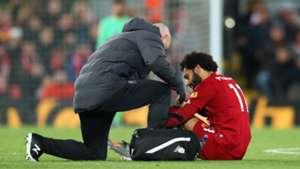Mo Salah Liverpool Tottenham Premier League