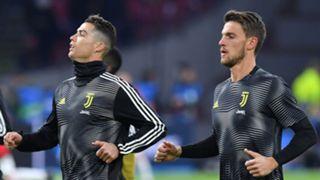 Cristiano Ronald Daniele Rugani Juventus