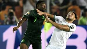 Ahmed Musa Nigeria Youcef Belaili Algeria