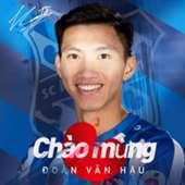 Doan Van Hau SC Heerenveen