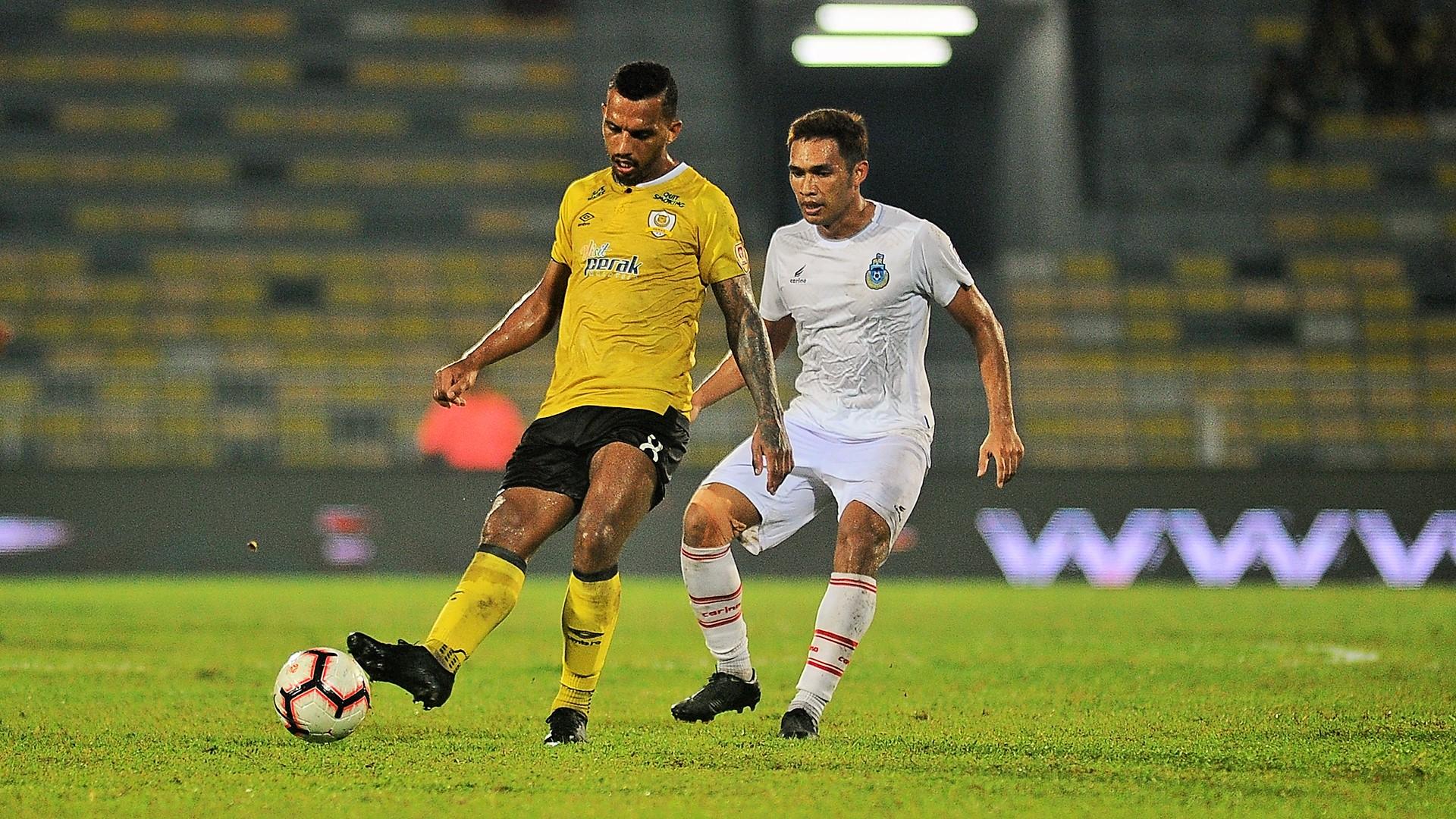 Leandro dos Santos, Azzizan Nordin, Sabah, Malaysia Cup, 04082019