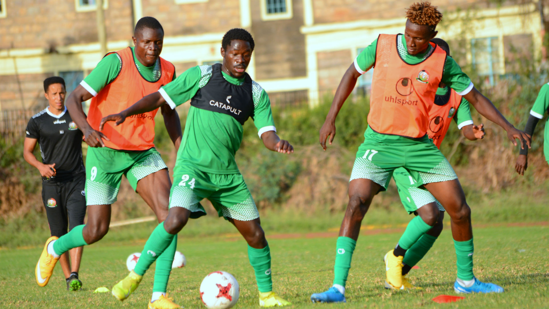 Macharia: Harambee Star confident friendlies against South Sudan & Tanzania will improve players
