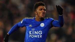 Demarai Gray Leicester City