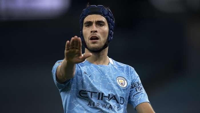 Eric Garcia Manchester City 2020-21