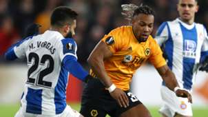 Adama Traore Wolves 2019-20