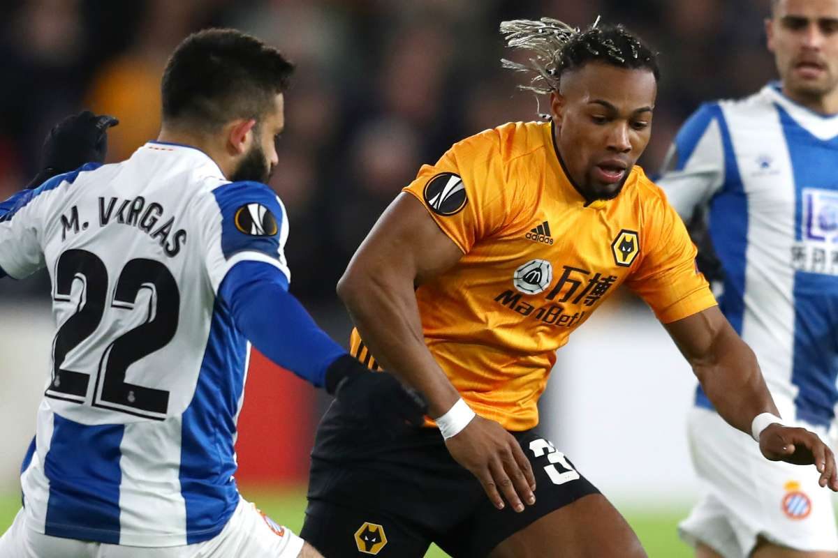 Liverpool Target Traore Can Leave Any Day Says Wolves Loan Chief Olofinjana Goal Com