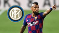 GFX Arturo Vidal Inter Mailand