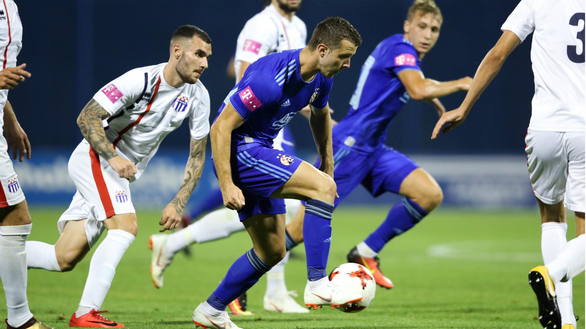 Armin Hodzic Dinamo Zagreb Rudes 1. HNL 27072018