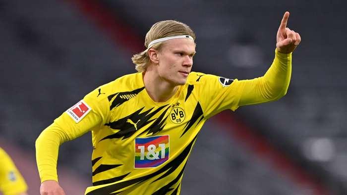 Erling Haaland, Borussia Dortmund, Bundesliga 2020-21