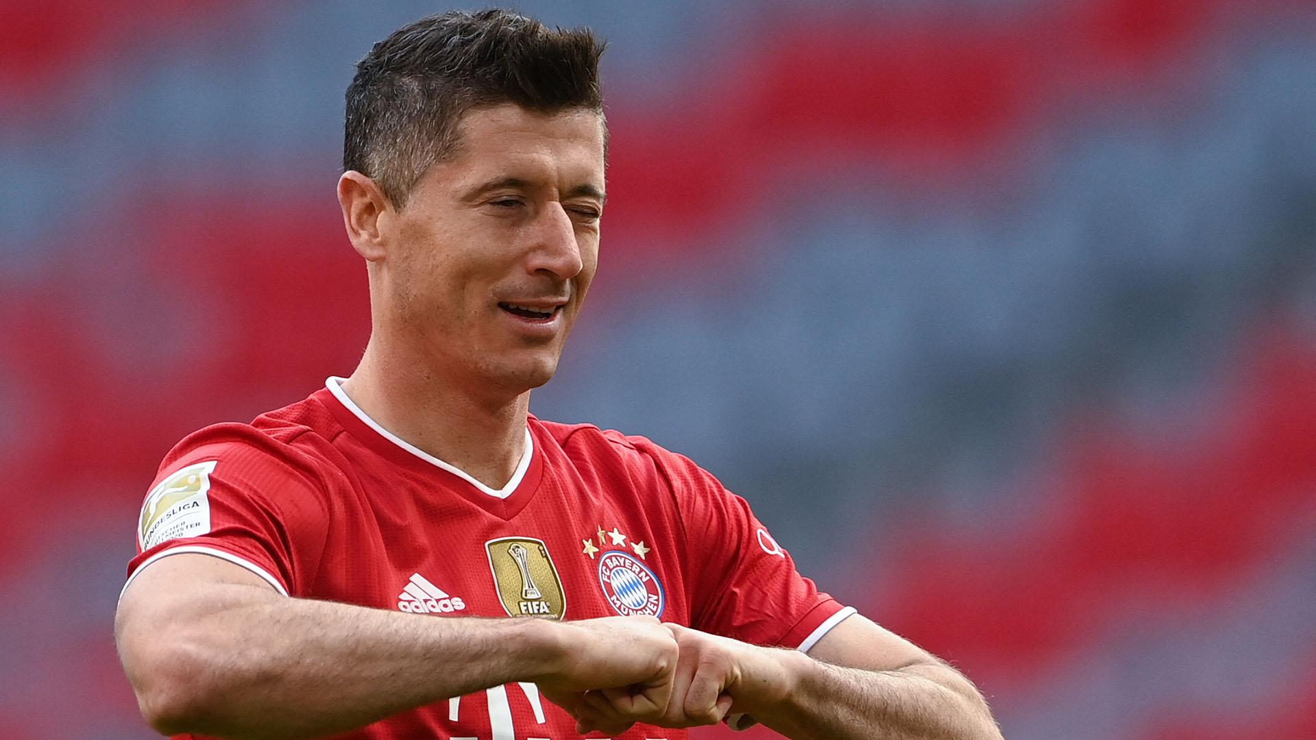 Lewandowski 'open-minded' about Bayern Munich future amid exit rumours
