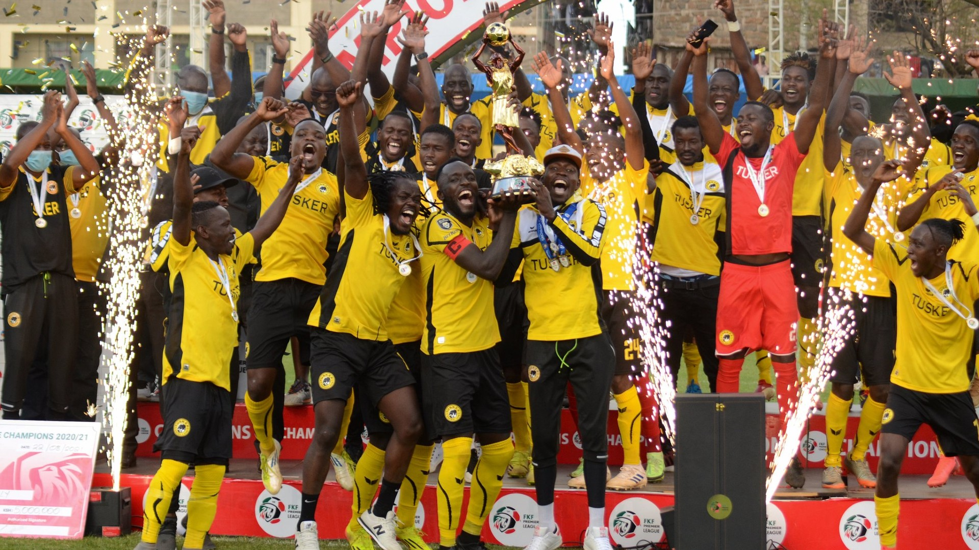 FKF Premier League: Breaking down Tusker's opening five matches this season