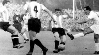 Argentina Mundial Suecia 1958