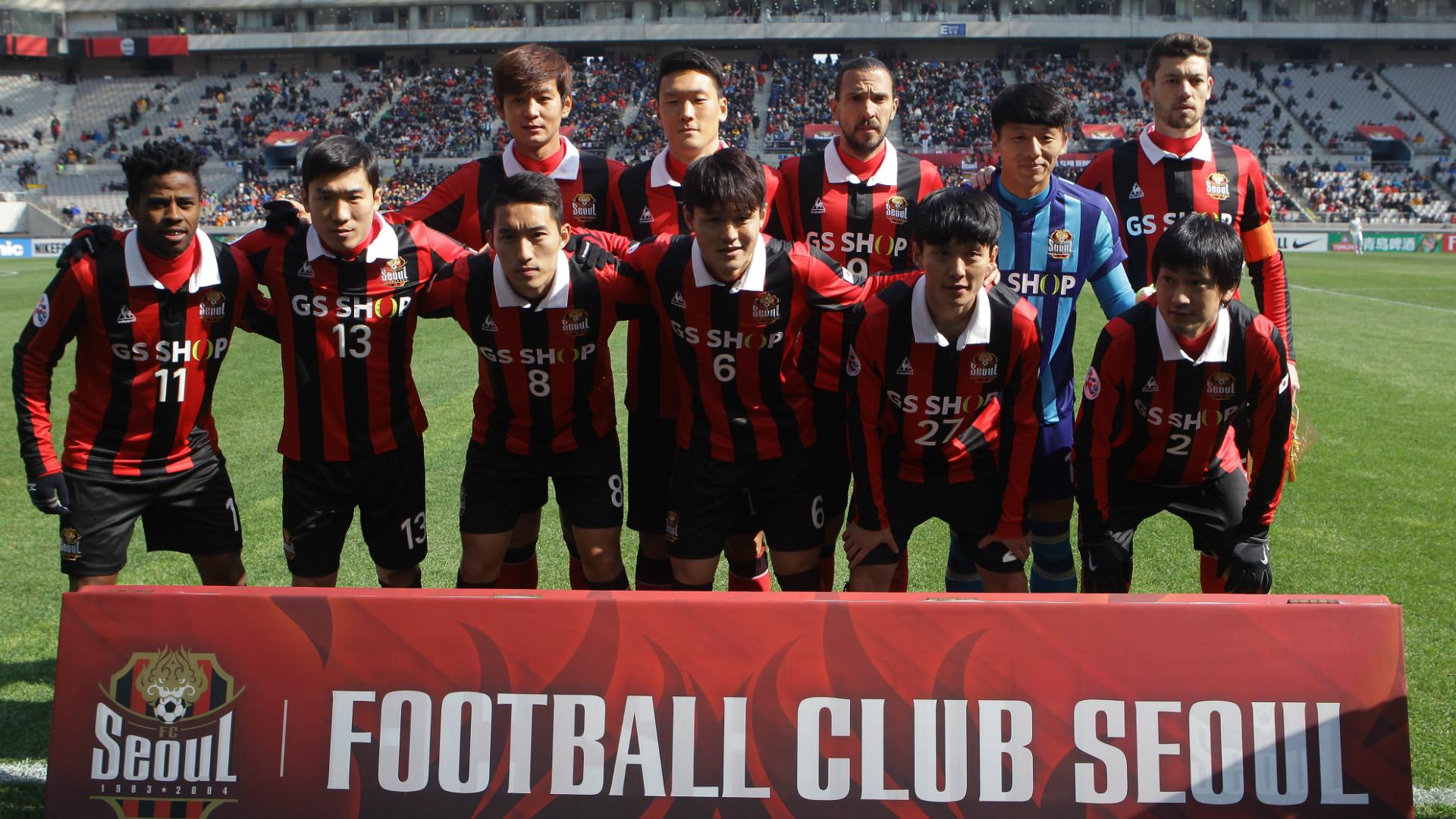 FC Seoul v Sanfrecce Hiroshima AFC Champions League 01032016
