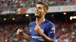 Christian Pulisic Chelsea 2019