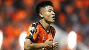 Ha Duc Chinh SHB Da Nang vs Ho Chi Minh City FC Round 12 V.League 2019