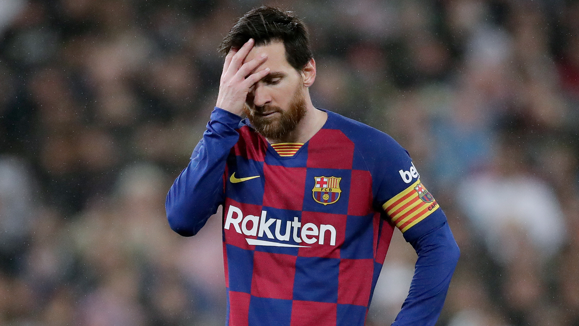 Barcelona erasing Messi myth & kicking him up the backside' – Stoichkov  slams treatment of Camp Nou icon | Goal.com