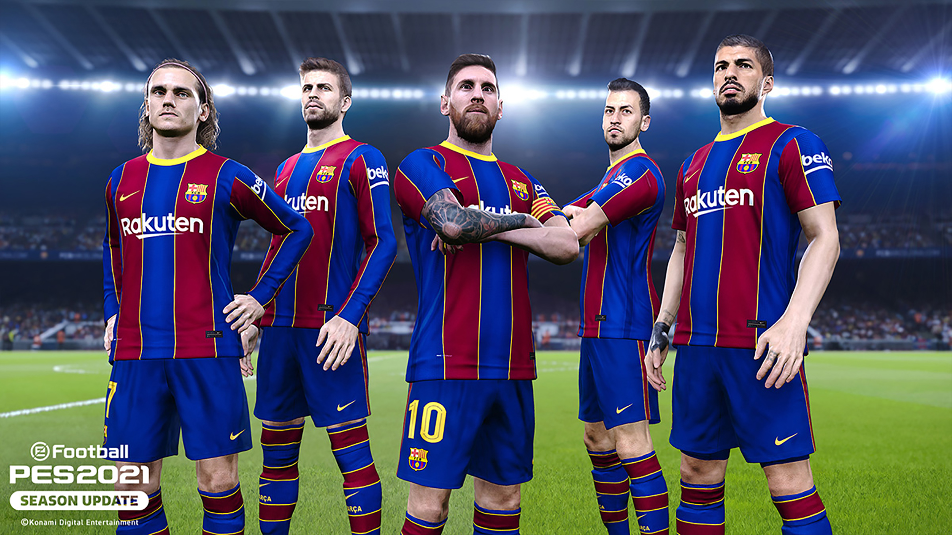 Fifa 21 Vs Pes 2021 Which Game Will Be Better Goal Com