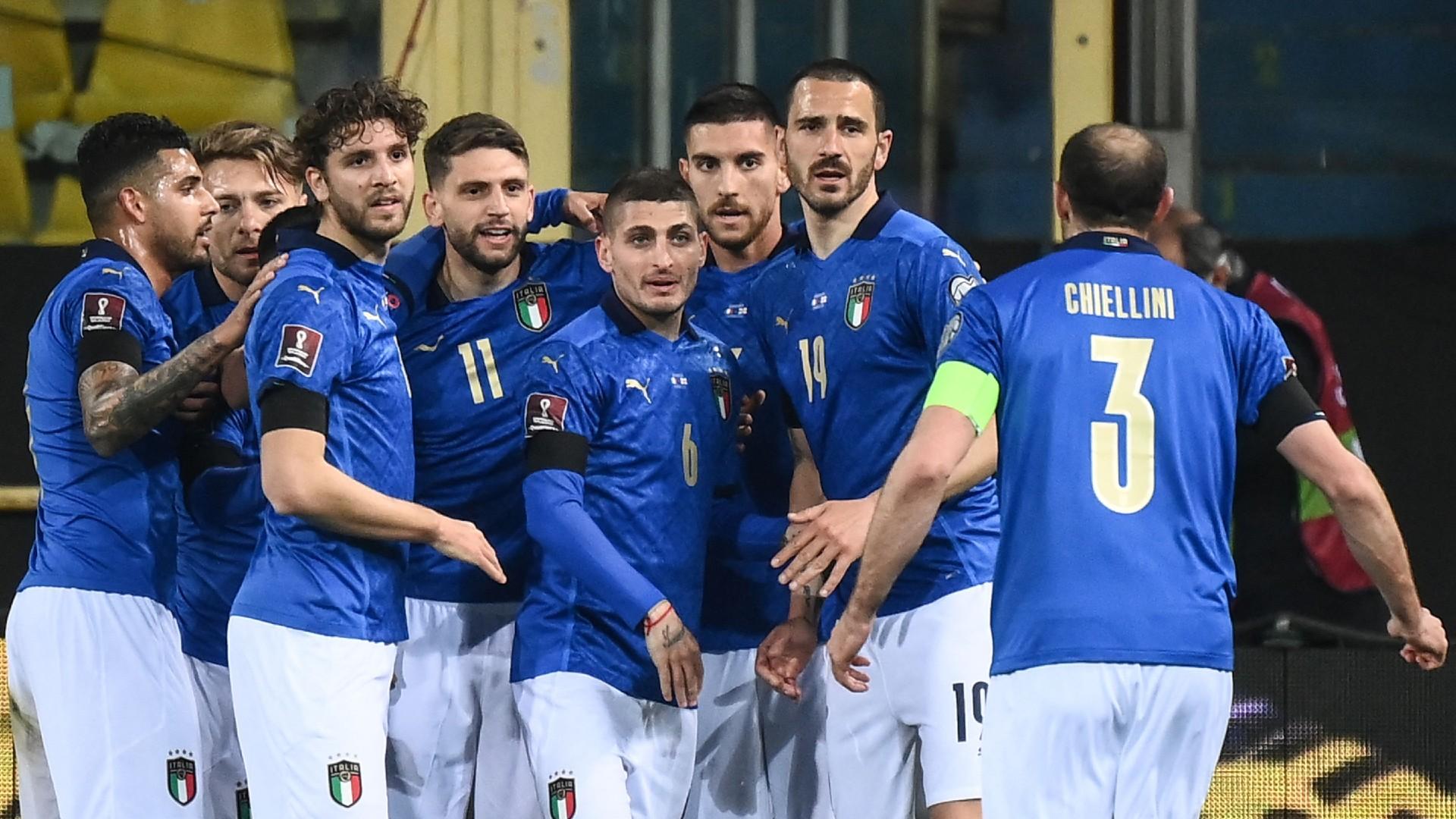 DIRETTA - I convocati dell'Italia per Euro 2020: la Notte Azzurra ...