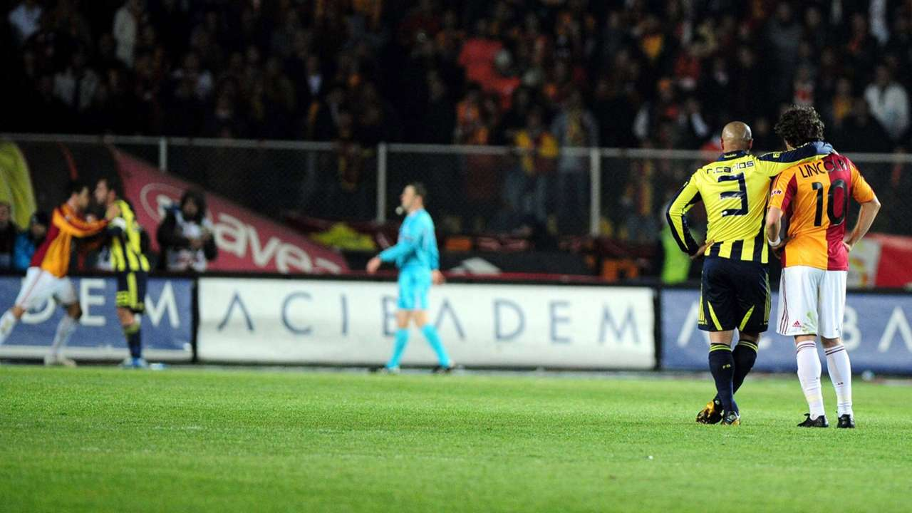 Galatasaray Fenerbahce 2009
