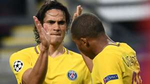 Mbappe and Cavani to return for PSG in Champions League clash with Brugge