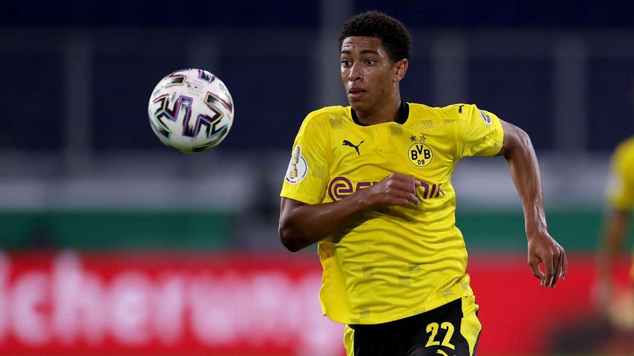 Jude Bellingham Borussia Dortmund 2020-21
