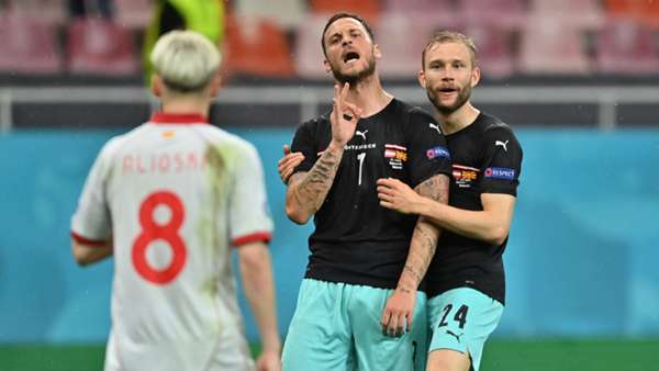 Goal e polemica: Arnautovic segna contro la Macedonia del ...