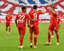 GER ONLY FC BAYERN MÜNCHEN FORTUNA DÜSSELDORF