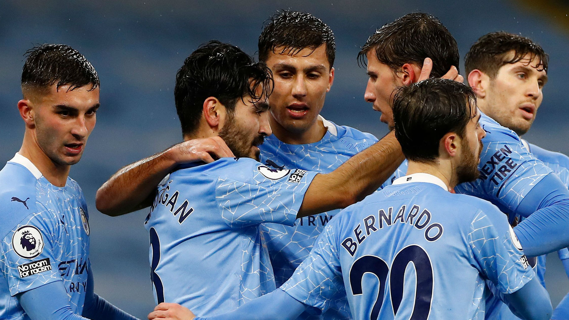 'I don't shine, I allow others to' – Gundogan aware of his place in Man City's galaxy of stars