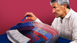 Messi will be the 'queen' for chess-obsessive Quique Setien