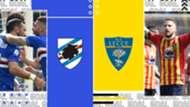 Sampdoria-Lecce tv streaming