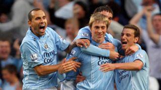 Michael Johnson Manchester City