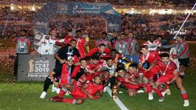 الدحيل بطل كأس الأمير