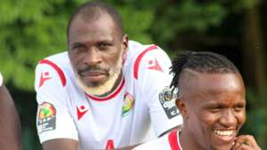 Joash Onyango of Gor Mahia and The Harambee Stars.