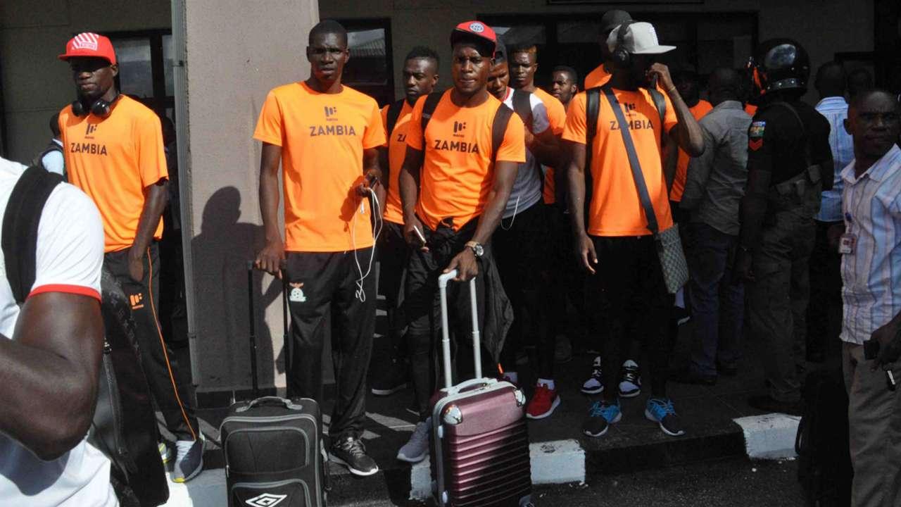 Zambia arrivals
