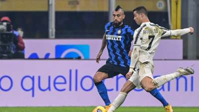 Arturo Vidal - Cristiano Ronaldo Inter Juventus