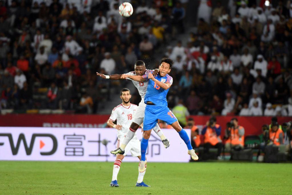 Udanta Singh India UAE