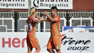 Katsumi Yusa Subash Singh NEROCA FC Shillong Lajong I-League 2018-19