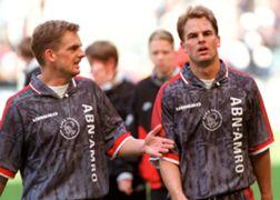 Frank de Boer Ronald de Boer Ajax